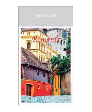 Calendar perete Romania