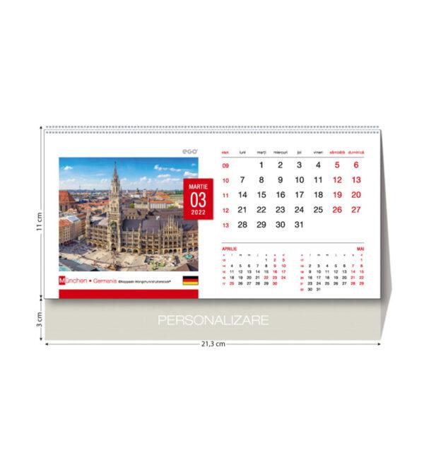 Calendar Orasele lumii